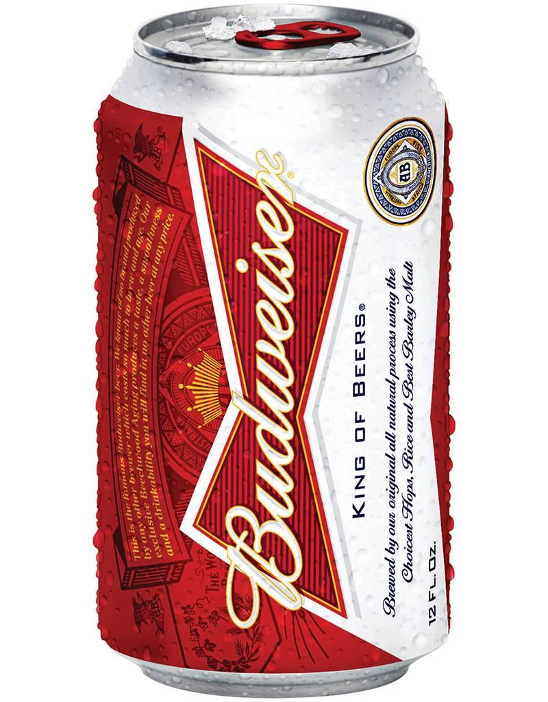 Anheuser-Busch Budweiser Beer, 12pk Cans