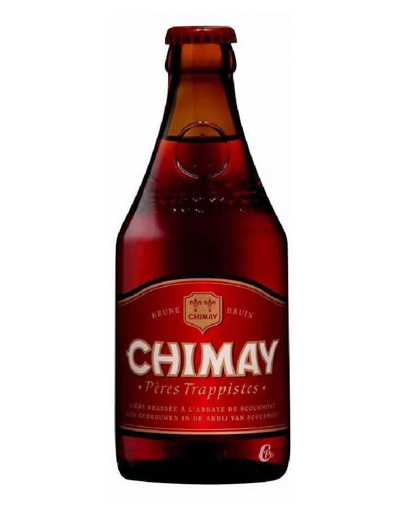 Chimay Ale Première (Red) Beer, 4pk Bottles