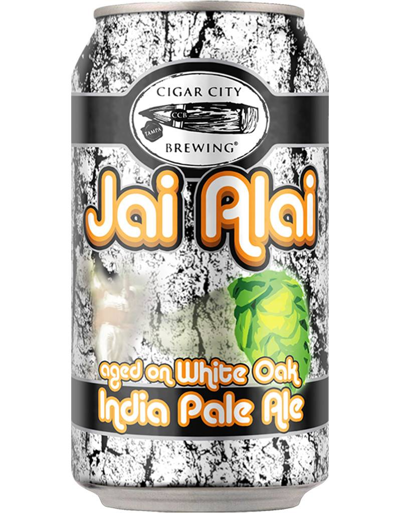 Cigar City Brewing Cigar City Jai Alai White Oak IPA 4pk