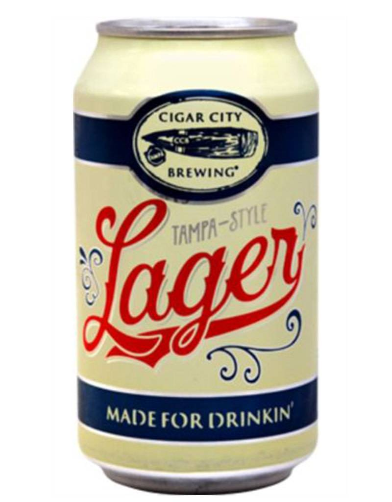 Cigar City Brewing Cigar City Tampa Lager, 6pk Cans