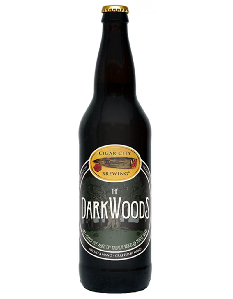 Cigar City Brewing Cigar City The Dark Woods Imperial Ale