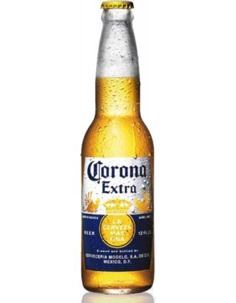 Cerveceria Modelo Corona Extra Cerveza, 12pk Beer Bottles