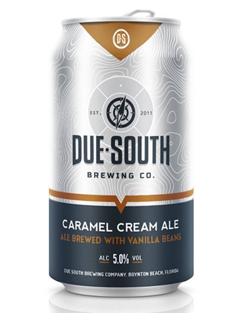 Due South Brewery Due South Caramel Cream Ale, 6pk Cans