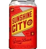 Green Bench Brewing Co. Green Bench Brewing Co. Sunshine City IPA, 6pk Cans