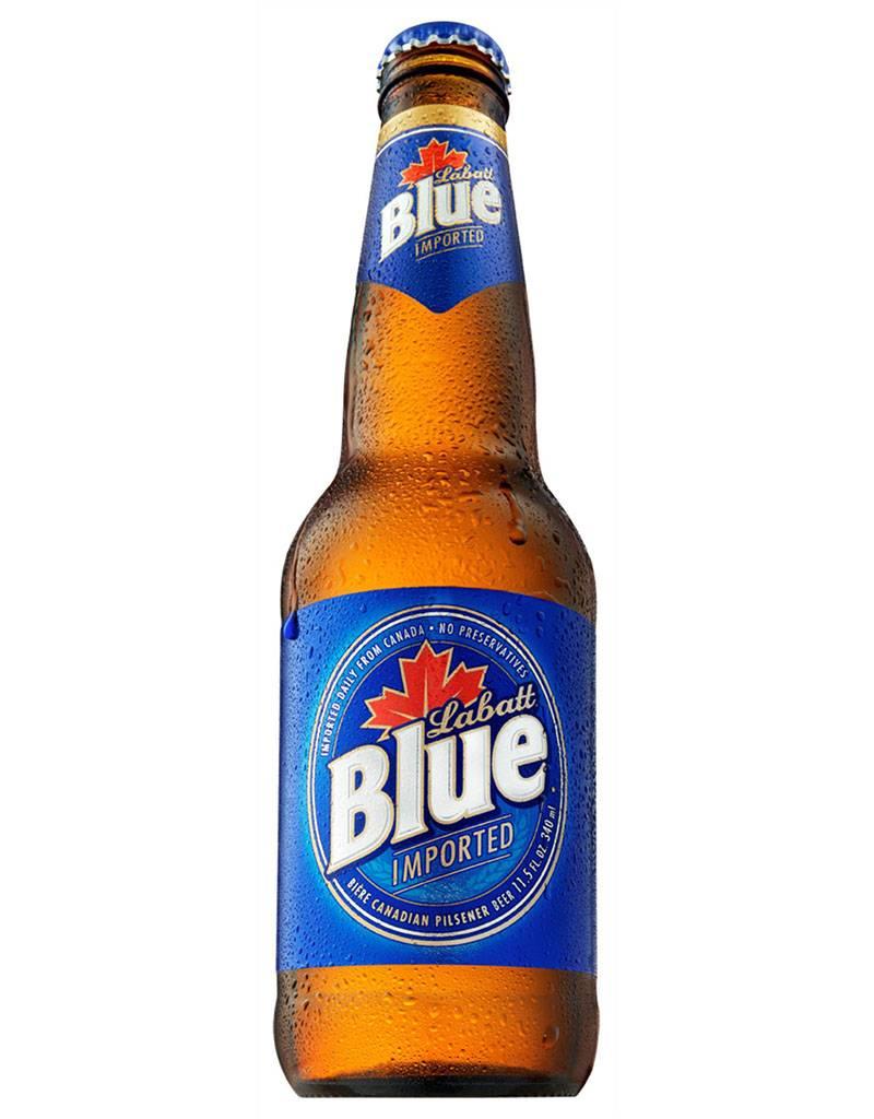 Labatt Blue Canadian Pilsner Beer, 6pk