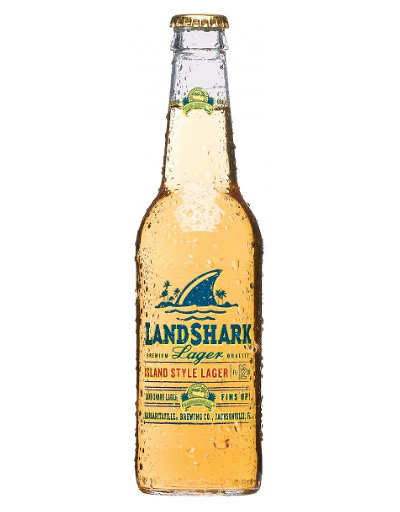 Margaritaville Brewing Co. Landshark Lager, Single