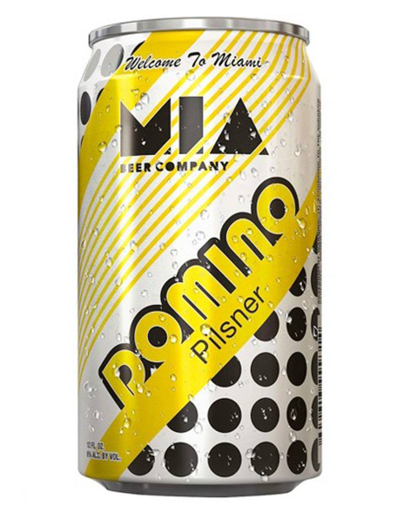 Miami Beer Company Miami Beer Co. Domino Pilsner, 6pk Cans
