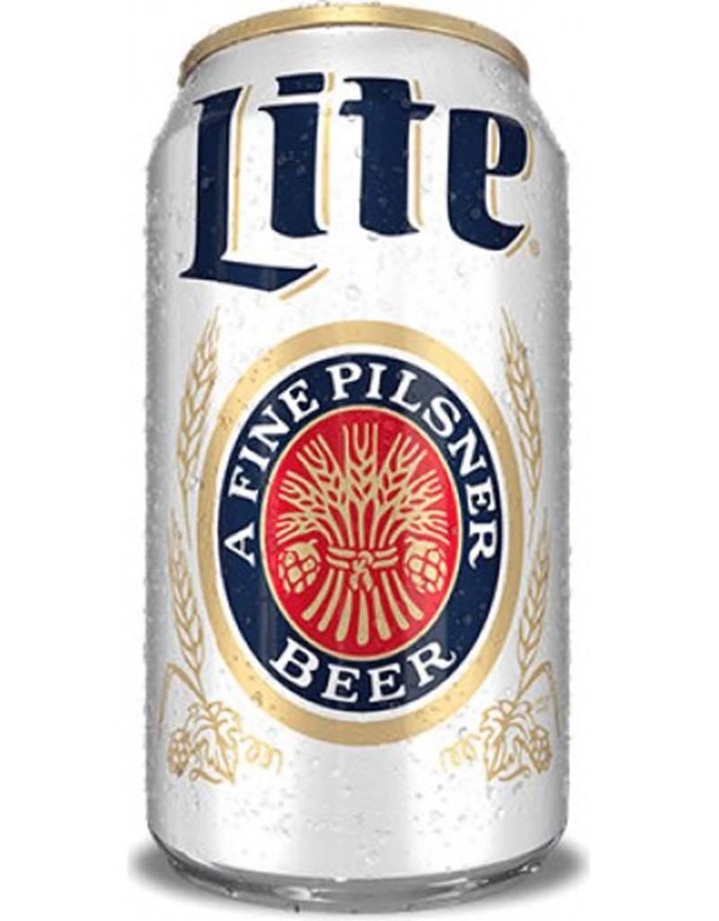 Miller Brewing Co. Miller Lite Beer, 12pk Cans