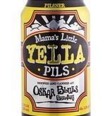 Oskar Blues Mama's Little Pilsner Beer, 6pk Beer Cans