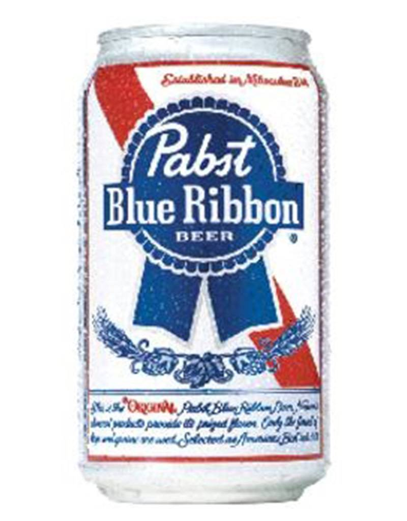 Pabst Brewing Company Pabst Blue Ribbon, Milwaukee, Single Can, 16oz