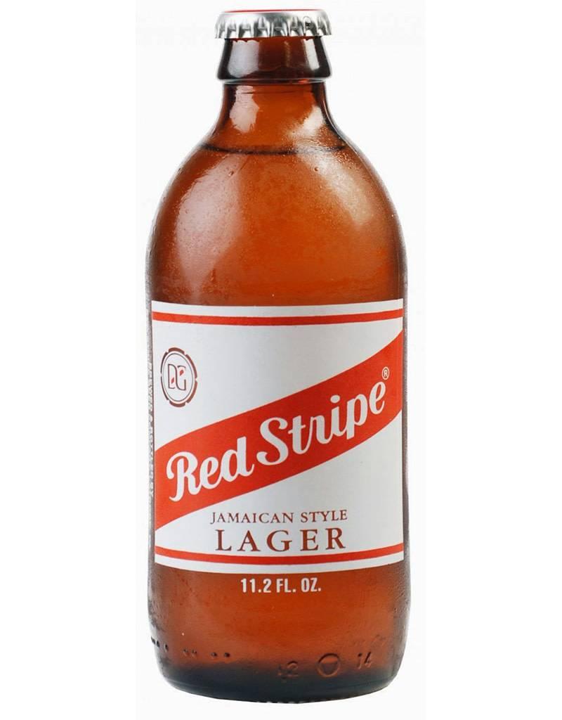 Red Stripe Beer Co. Red Stripe Jamaican Lager Beer, 6pk Bottles
