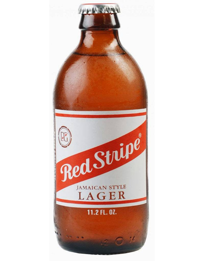 Red Stripe Jamaican Lager Beer, 6pk Bottles