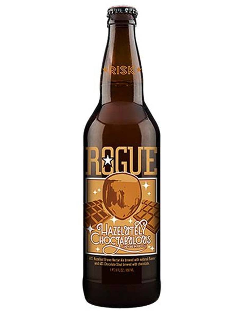 Rogue Ales, OR Rogue Hazelutely Choctabulous Bomber