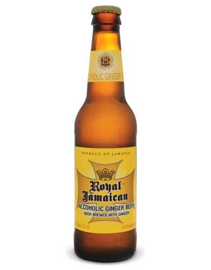 Royal Jamaican Royal Jamaican Alcoholic Ginger Beer, 6pk