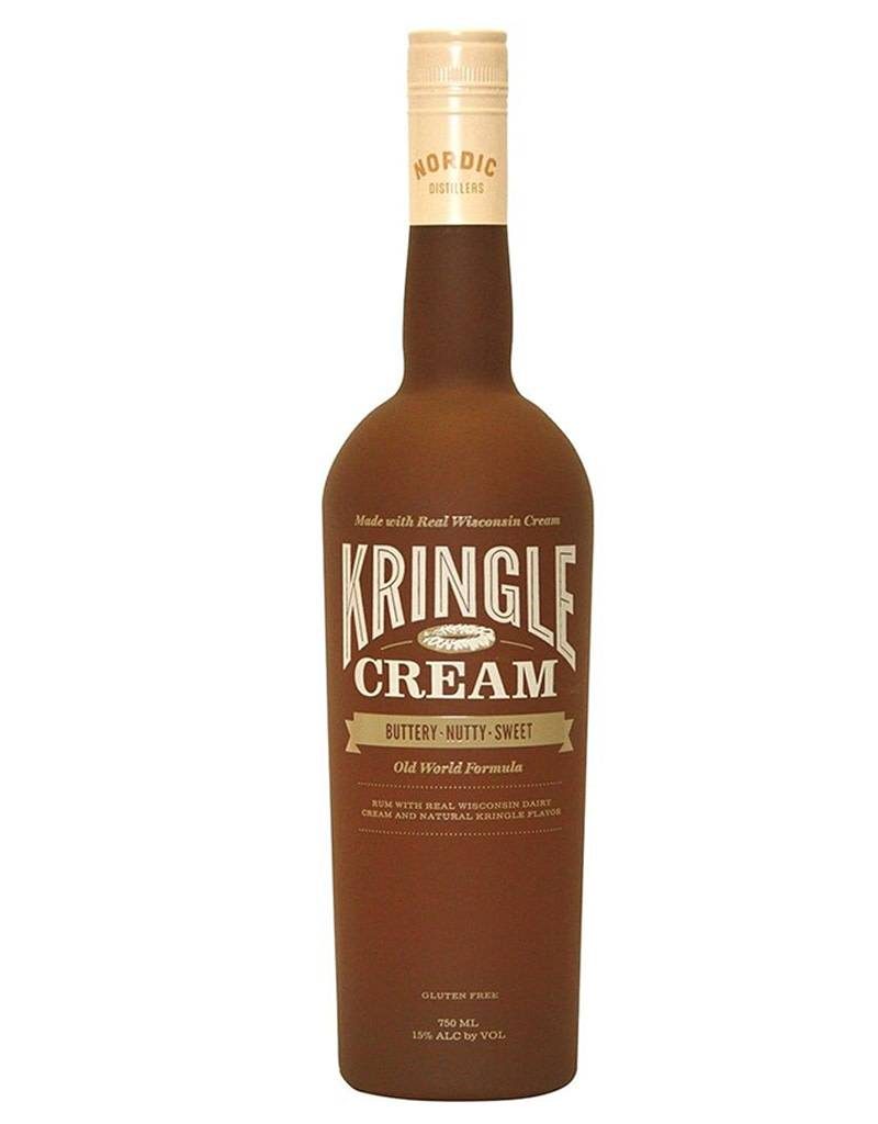 Nordic Distillers Kringle Cream Liquer