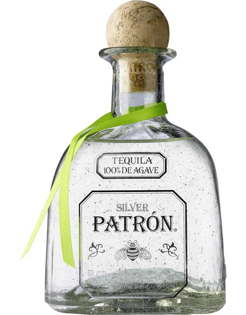 Patron Spirits Patron Silver Tequila, Mexico 375mL