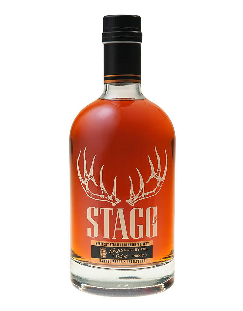 Buffalo Trace Distillery Stagg Jr. Kentucky Bourbon Whiskey