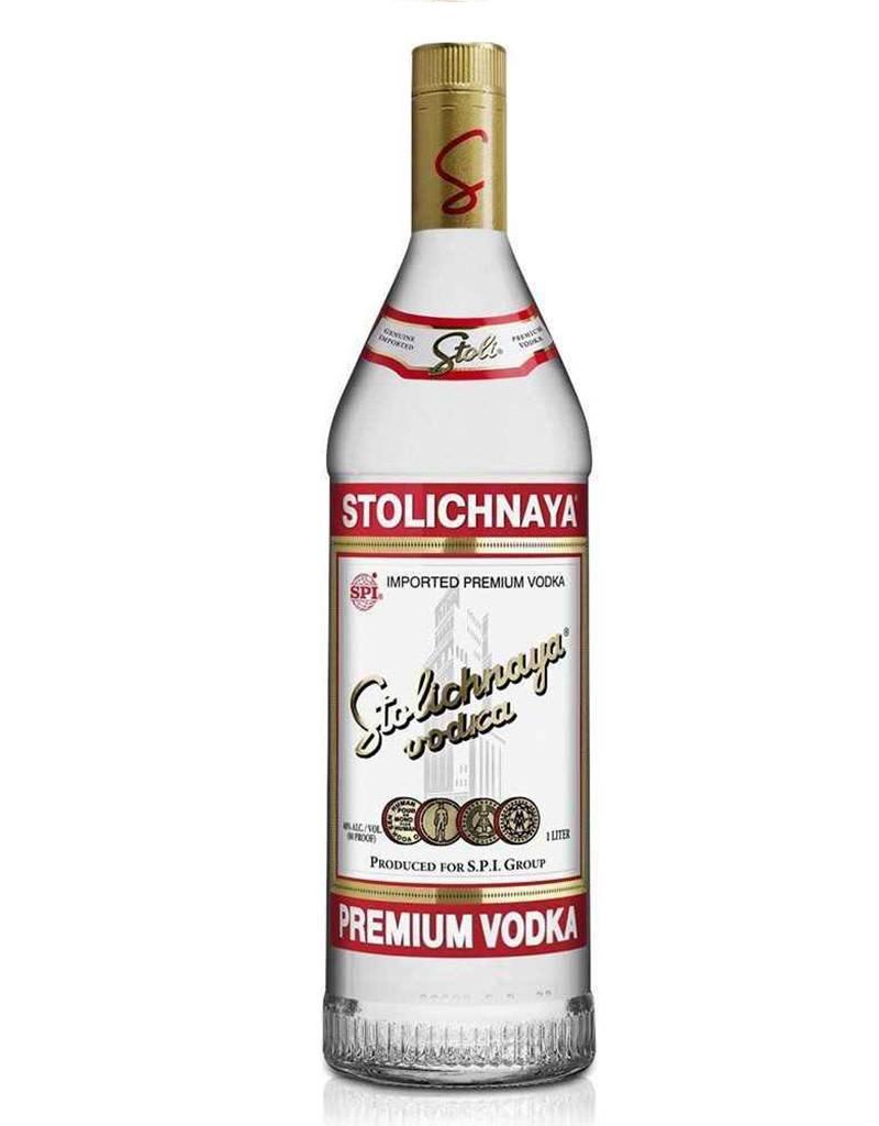 Stolichnaya Vodka, Latvia