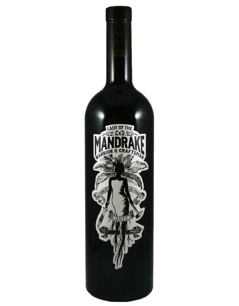 Mandrake Wines 2014 'Lady of the Mandrake' Cabernet Sauvignon, Santa Maria