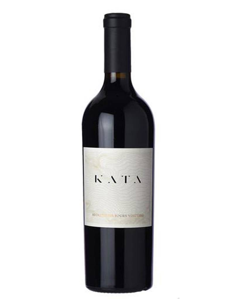 KATA 2016 Beckstoffer Bourn Vineyard Cabernet Sauvignon, Napa Valley, California