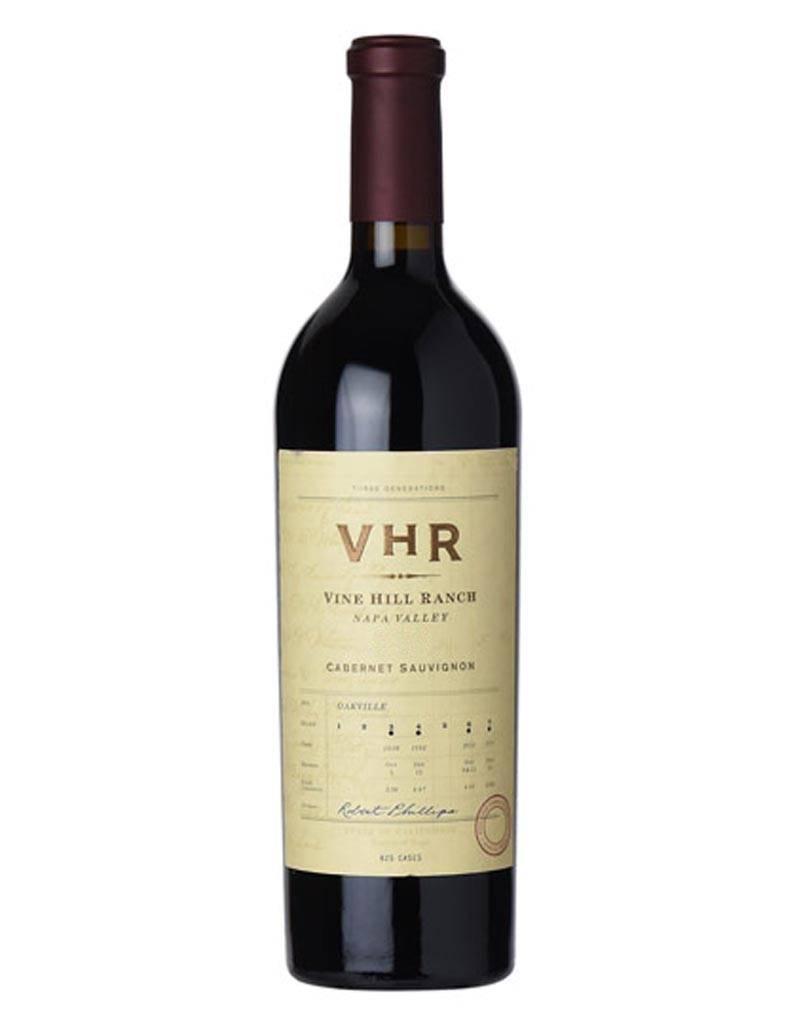 Vine Hill Ranch 2017 'VHR' Cabernet Sauvignon, Napa Valley, California