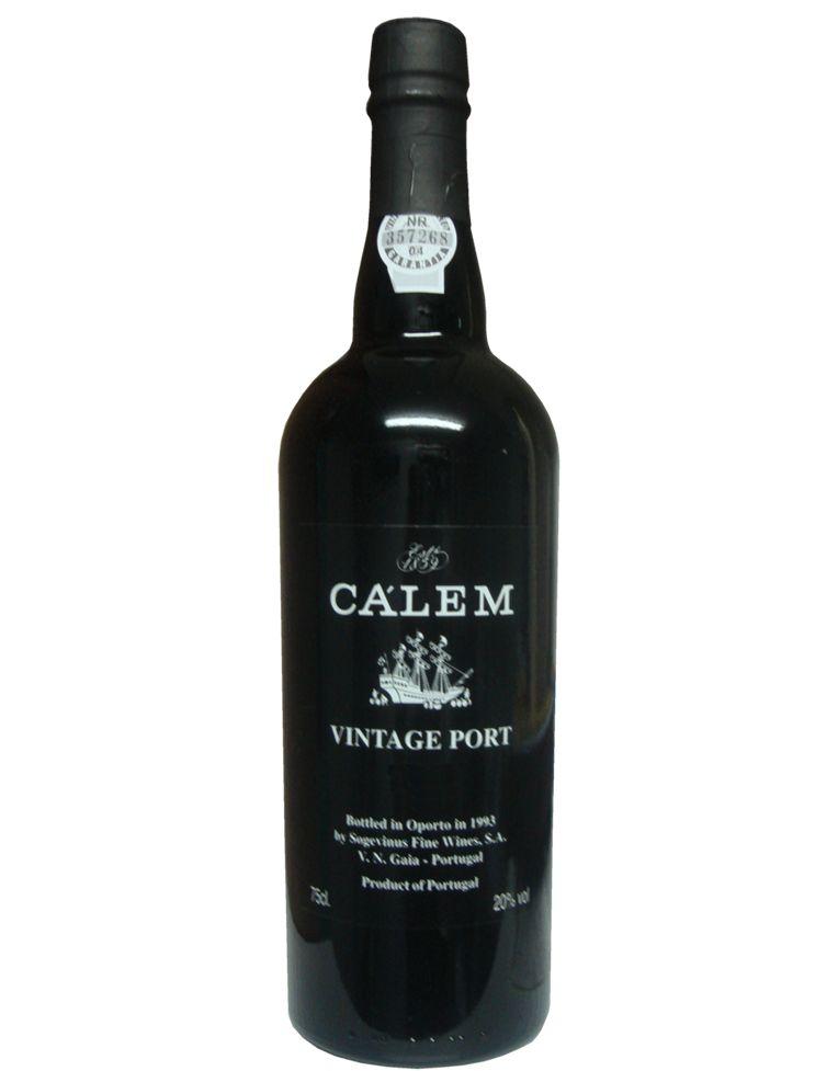 Calem 2000 Vintage Port