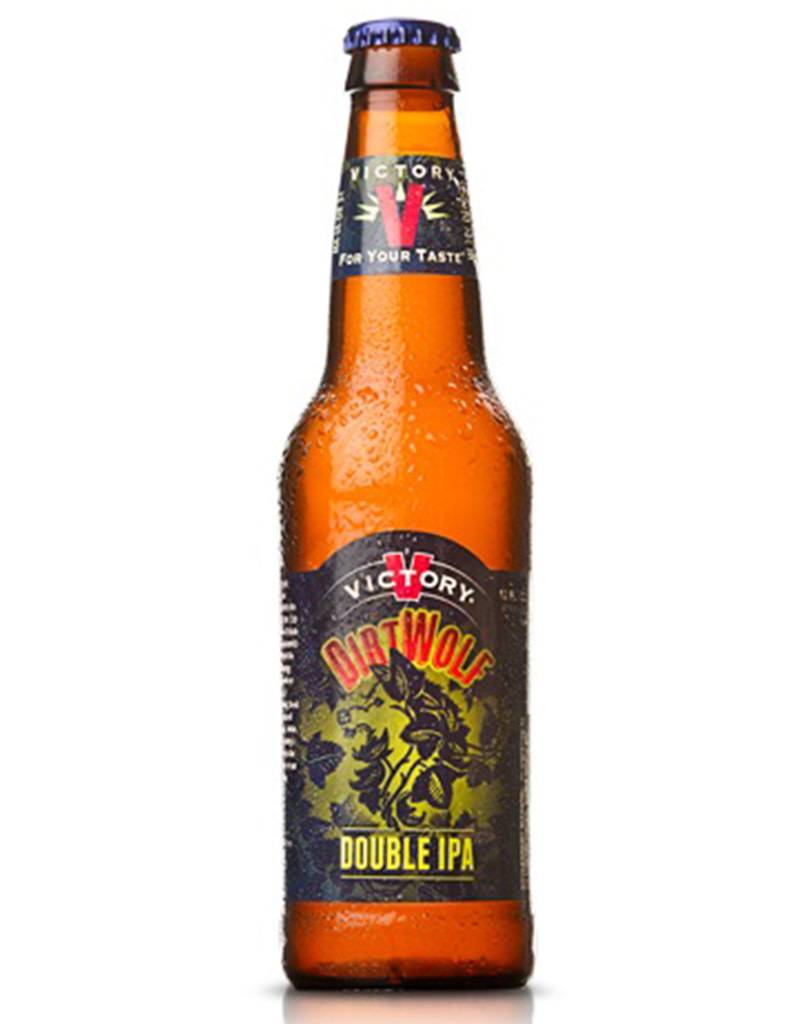 Victory Brewing Company Victory Brewing Co. Dirt Wolf Double IPA, 6pk