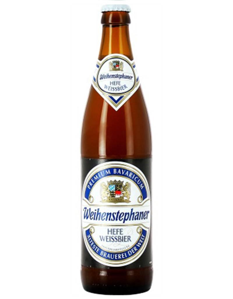 Weihenstephaner Weihenstephaner Hefe Weissbier, German Beer, 6pk Bottles