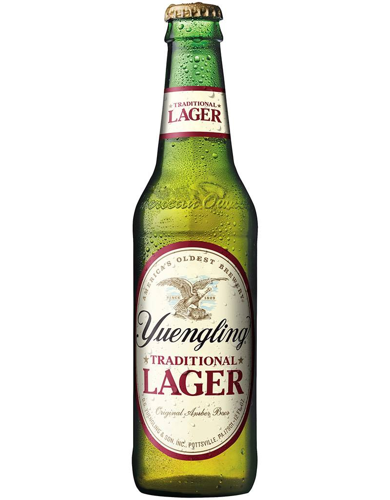 Yuengling Traditional Lager Beer, 6pk Btls