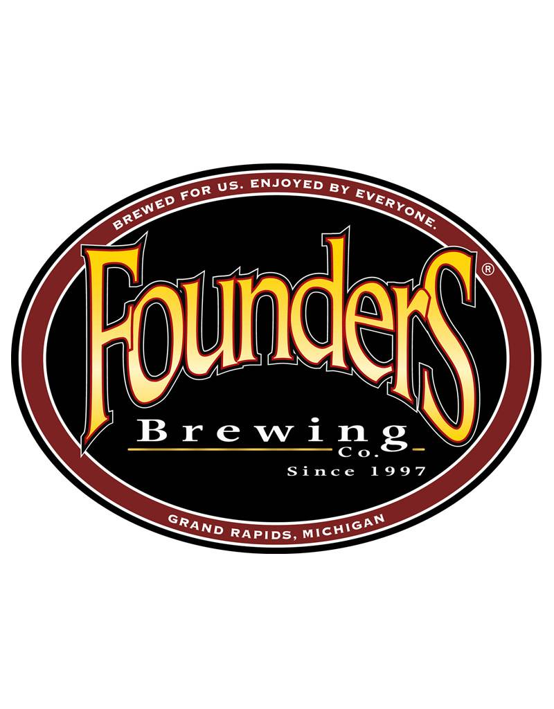 Founders Brewery Founders Brewing Co. KBS Stout Seasonal 4pk Beer Bottle