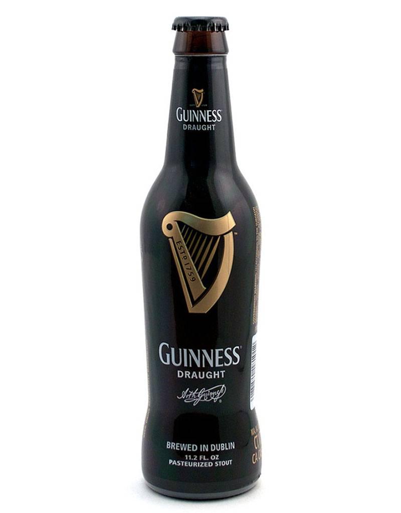 Guinness Guinness Draught Beer, 6pk Btls