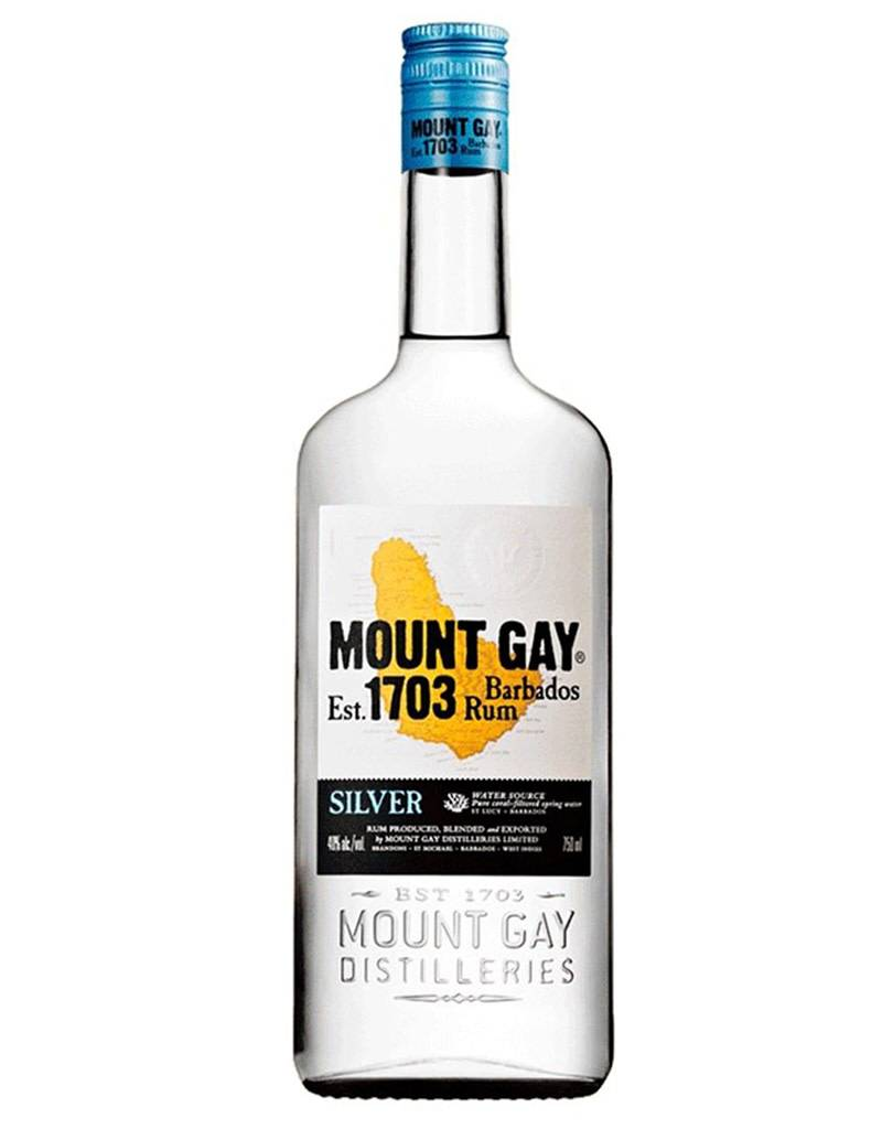Mount Gay Distilleries Mount Gay Silver Rum, Barbados