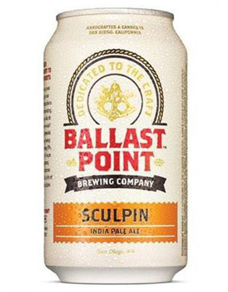 Ballast Point Brewing Company Ballast Point Sculpin IPA, 6pk Cans
