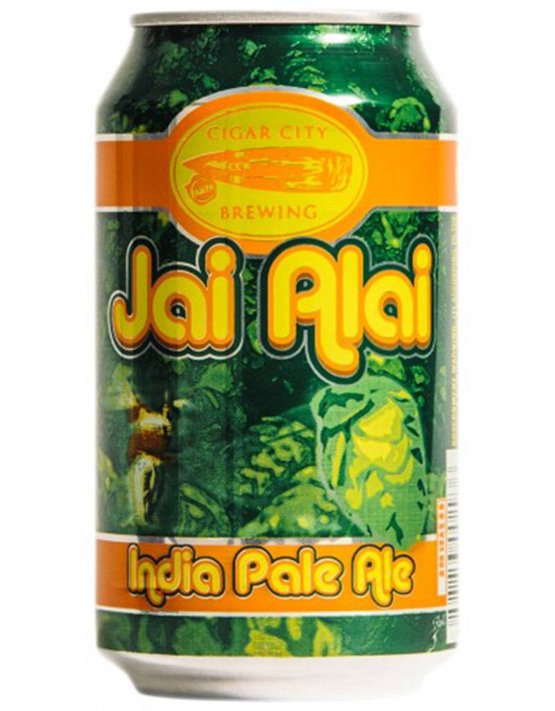 Cigar City Brewing Cigar City Jai Alai IPA, 6pk Cans