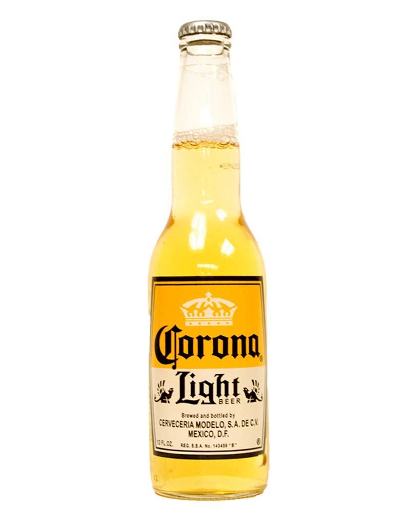 Cerveceria Modelo Corona Light Cerveza, 12pk Beer Bottles