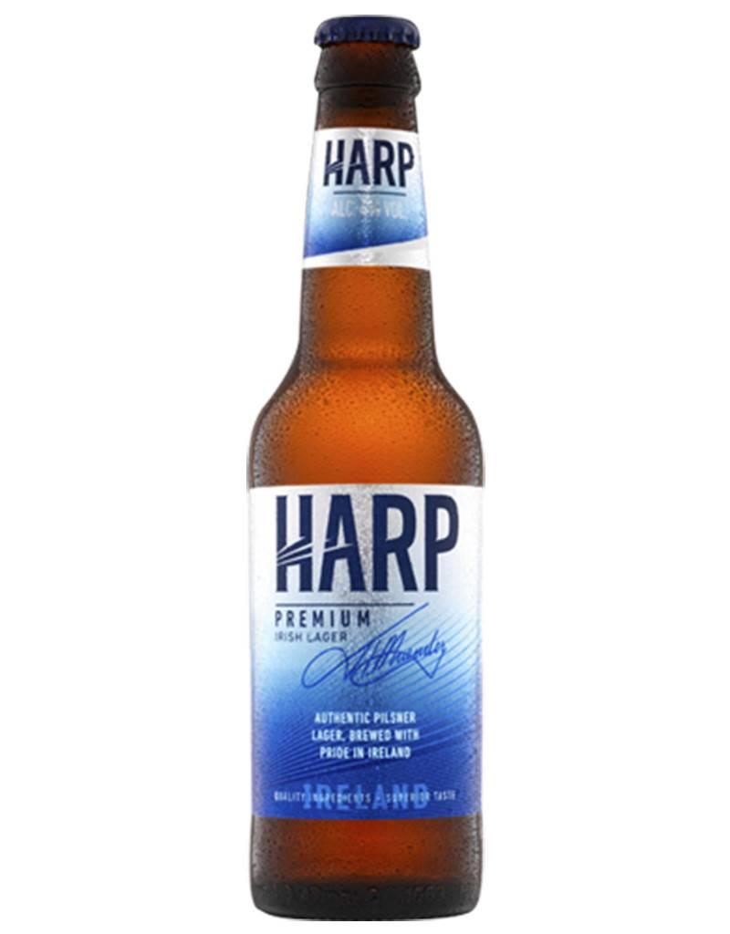 Guinness Harp Lager, 6pk