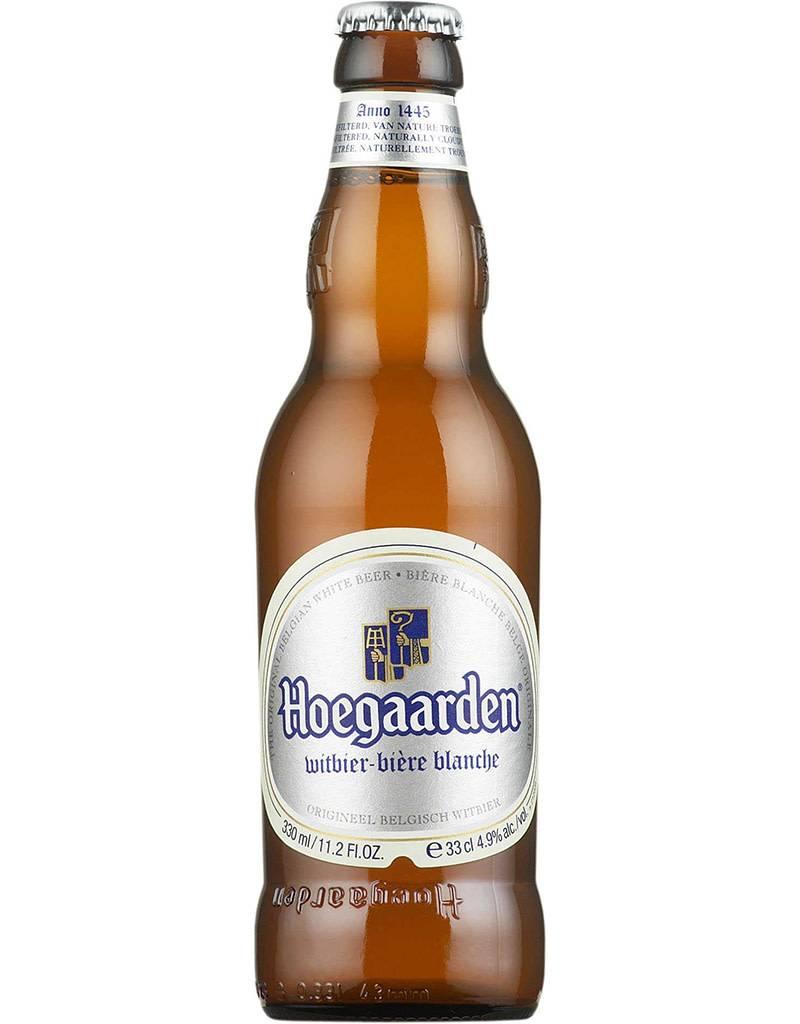 Hoegaarden Brewery Hoegaarden Wheat Beer, 6pk