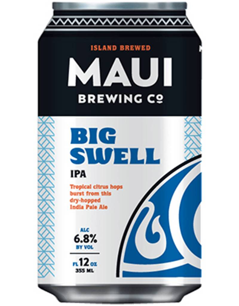 Maui Brewing Co. Maui Brewing Co. Big Swell IPA, 6pk Cans