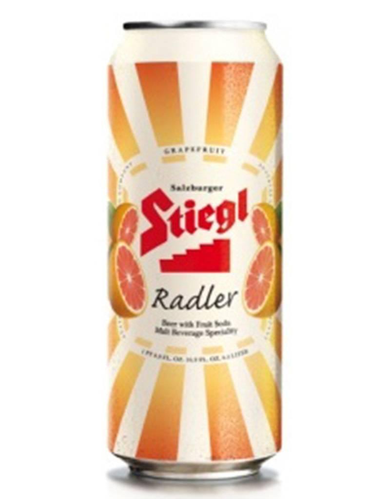 Stiegl Radler Grapefruit Shandy, Single Can