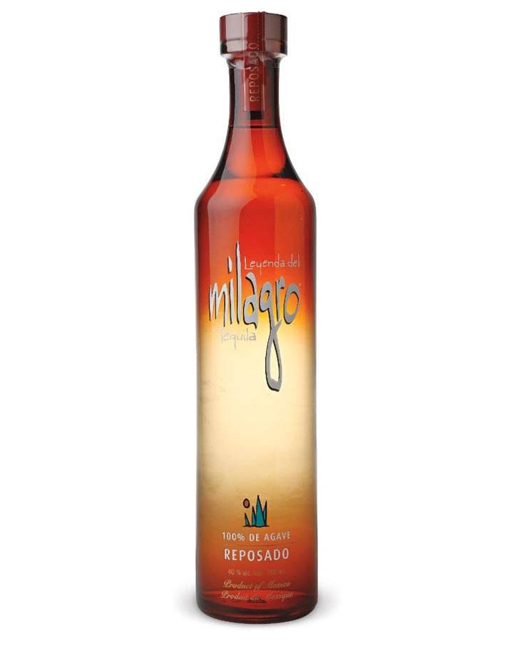 Leyenda del Milagro Tequila Añejo