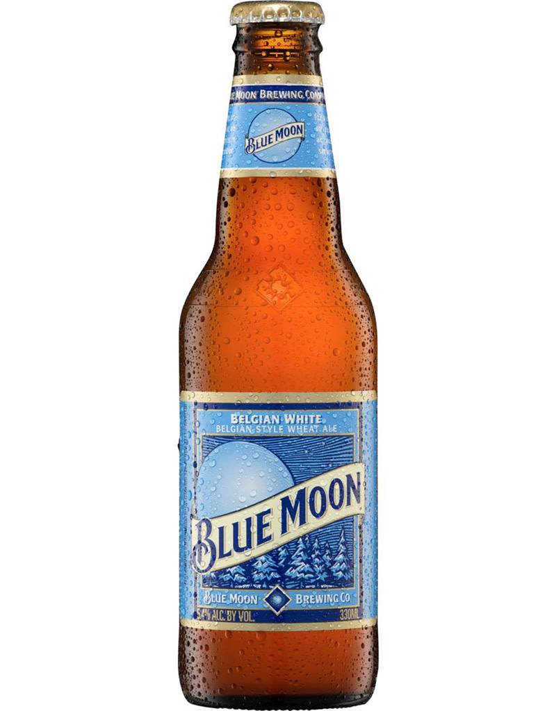 Blue Moon Belgian White Beer, 6pk