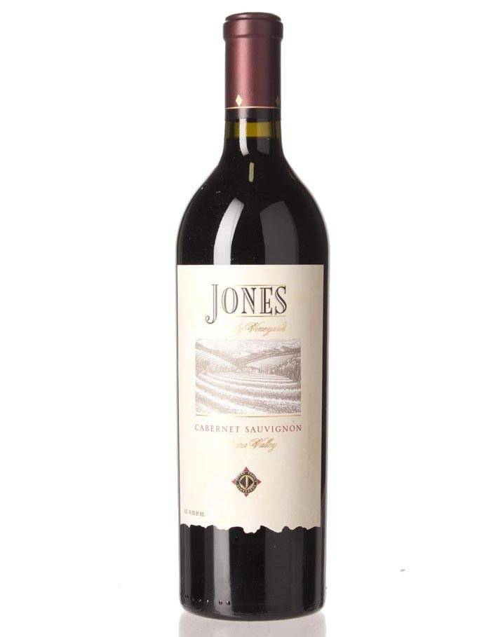 Jones Family Vineyards 2013 Cabernet Sauvignon, Napa Valley