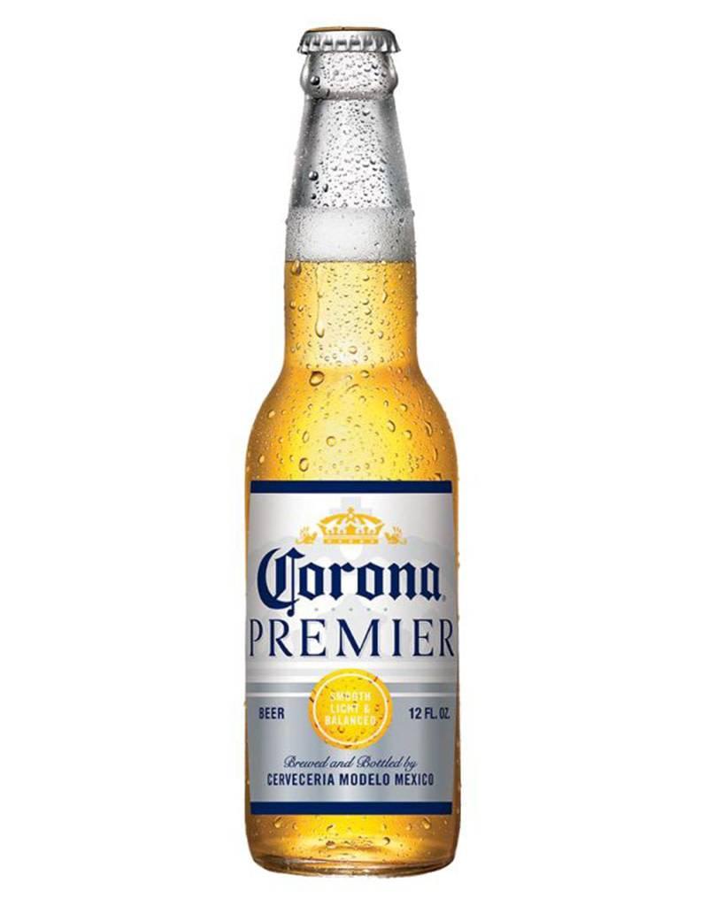 Corona Premier Cerveza, 6pk Beer Bottles