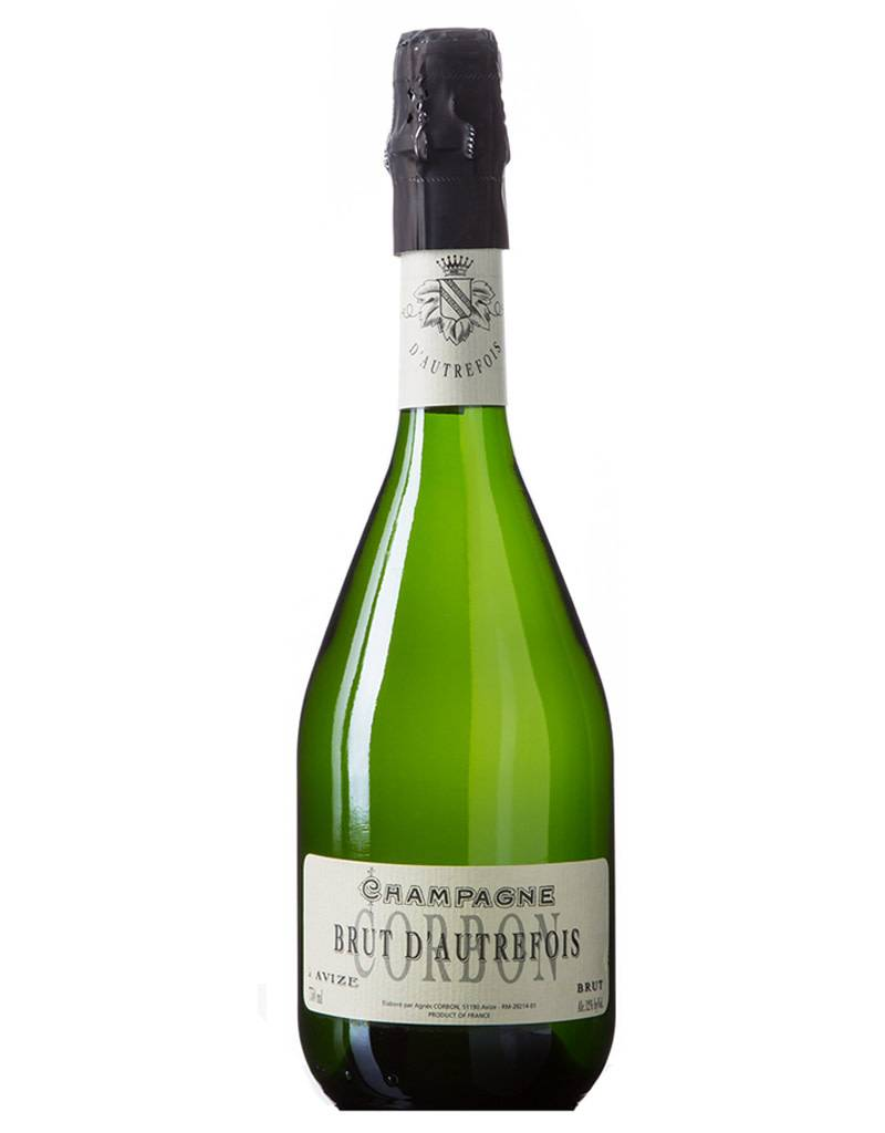 Corbon Champagne Champagne Corbon 'Autrefois Solera' 35+ Years NV Brut