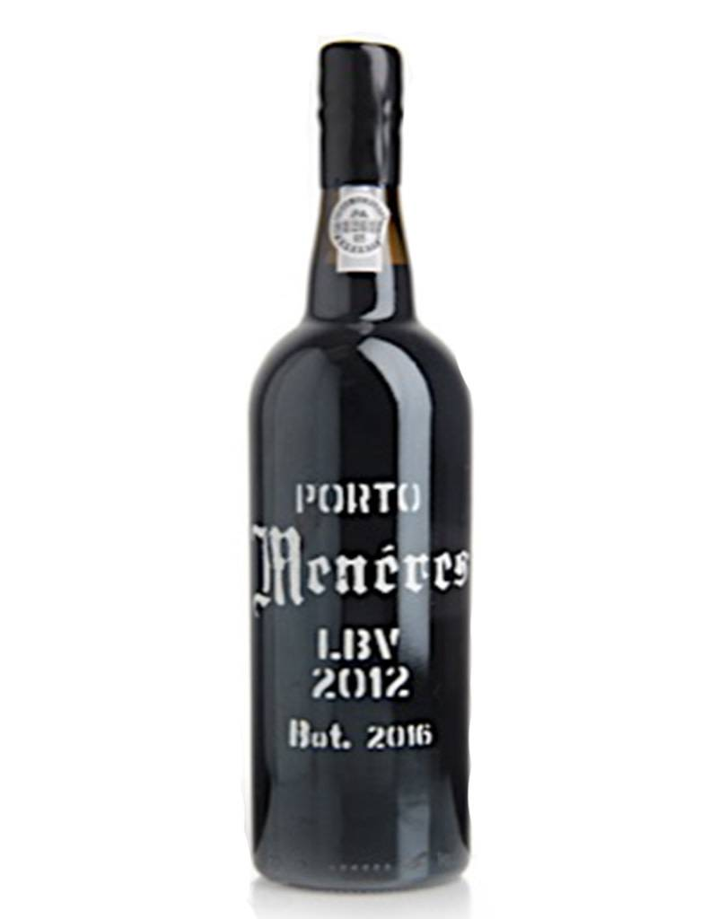 Porto Menéres Late Bottle Vintage LBV 2012 [Bottled 2016]