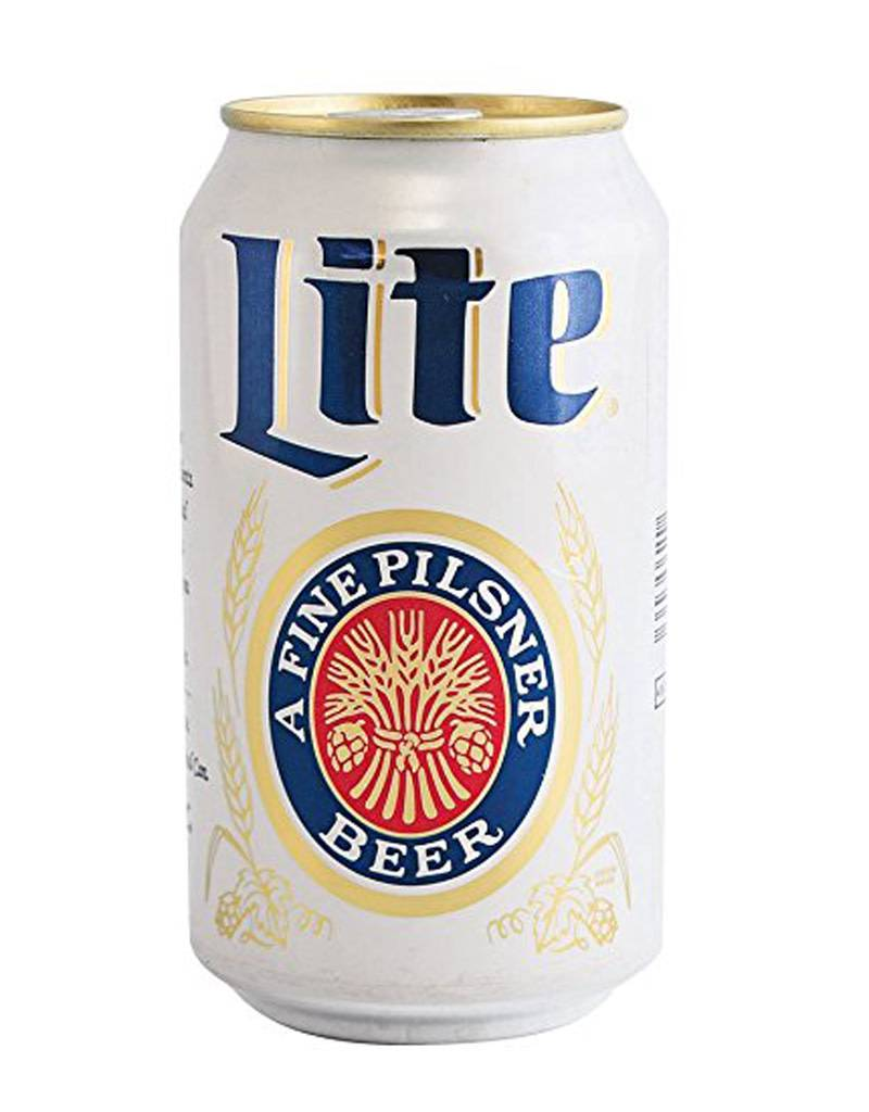 Miller Lite Beer, Single Can