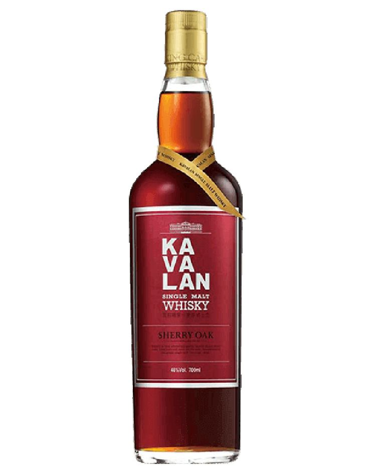 Kavalan Oloroso Sherry Oak Whiskey