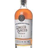 Misunderstood Whiskey Co. Ginger Spiced Whiskey, Kentucky