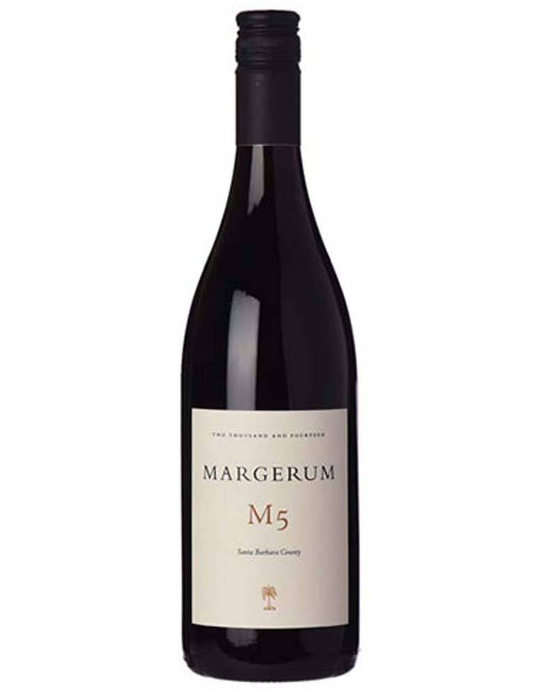 Margerum Vineyards 2016 'M5' Red Blend, Santa Barbara County, CA
