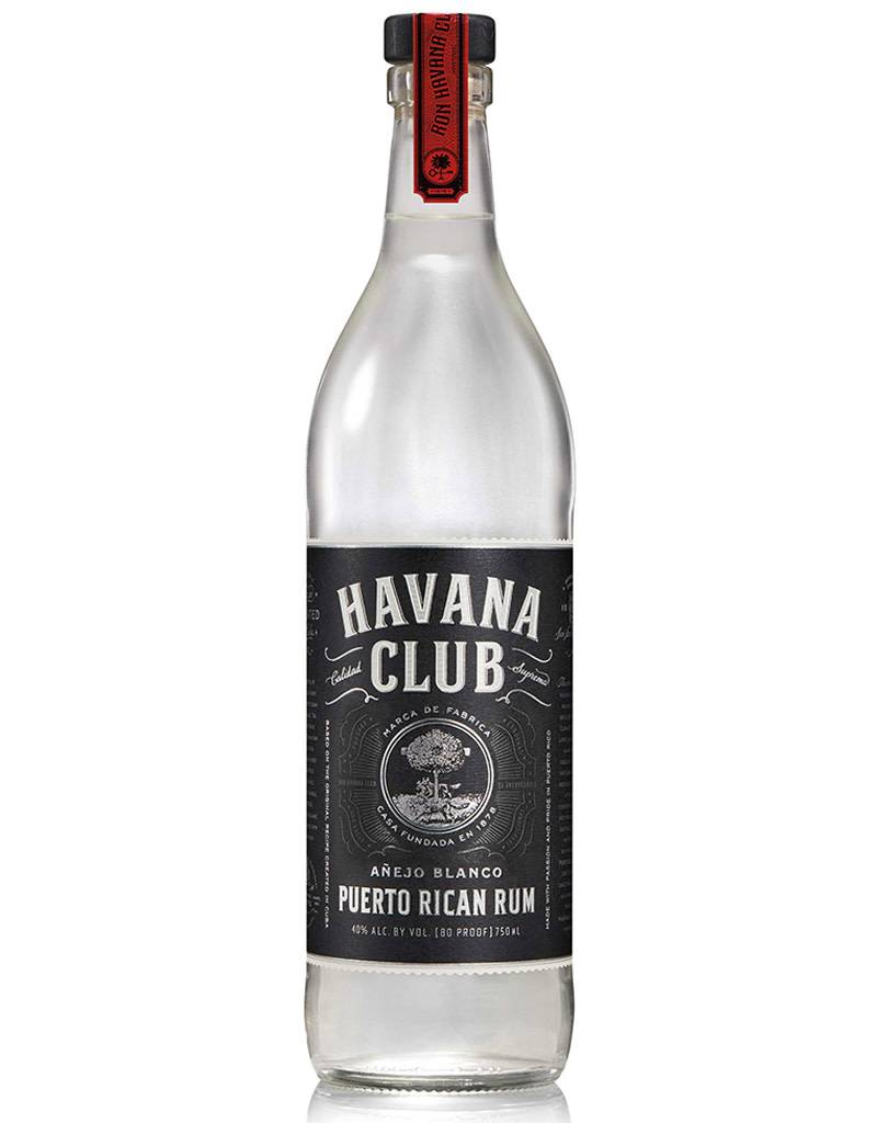 Havana Club Havana Club Anejo Blanco Puerto Rican Rum